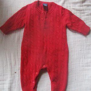 Baby Gap Sweater Onsie